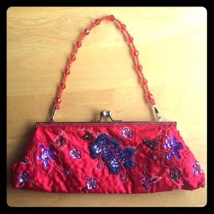 🔹2 for $85🔹 Beaded Evening Bag